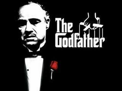 The Godfather is listed (or ranked) 10 on the list The Greatest Movie Themes