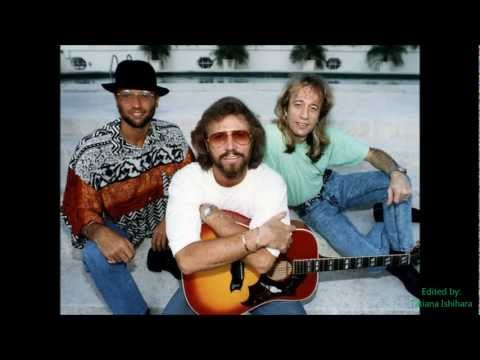 Bee Gees in harmony