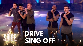 Drive perform for their places with Take That's 'A Million Love Songs' - Let It Shine - BBC One