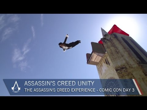 The Assassin's Creed Experience - Comic-Con Day 3