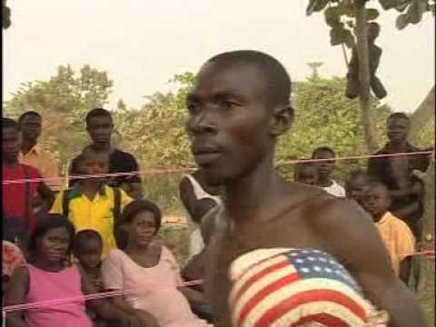 Agya Koo Boxer video