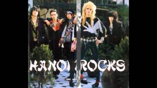 Watch Hanoi Rocks Dont Follow Me video