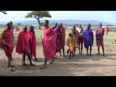 Masai Village Tour in Kenya