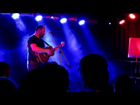 David Bazan at Privat Club in Berlin on 11 February 2013