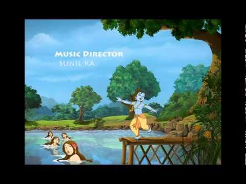 Krishna Flute Cartoon Krishna The Cartoon Network