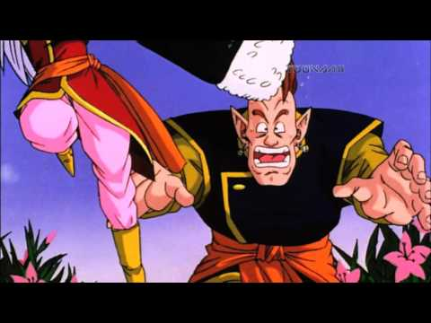 Dragon Ball Z - Episode 277 End Of Earth Clip #1