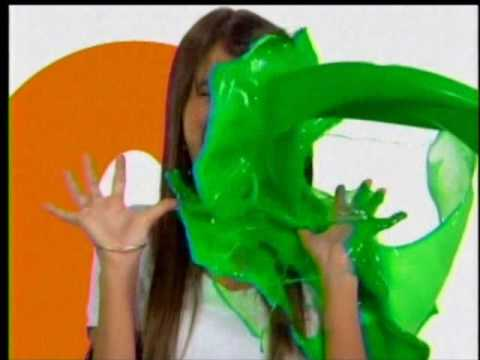 Nickelodeon Slime Background Nickelodeon Slime Commercial