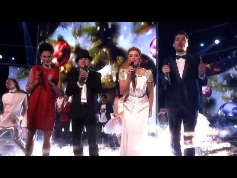 Alketa Vejsiu & X Factor Albania 3 - Gezuar 2014!