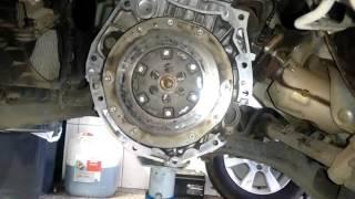 volante bi massa do Nissan tiida com barulho.
