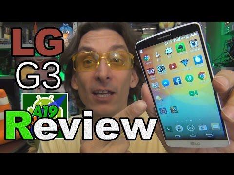 Review LG G3 - [Português] - Android - #A19-111