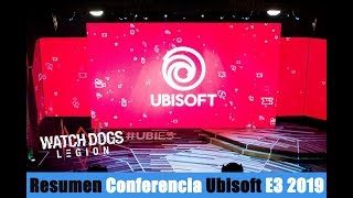 Resumen Conferencia Ubisoft | E3 2019 | Dimension Gamer