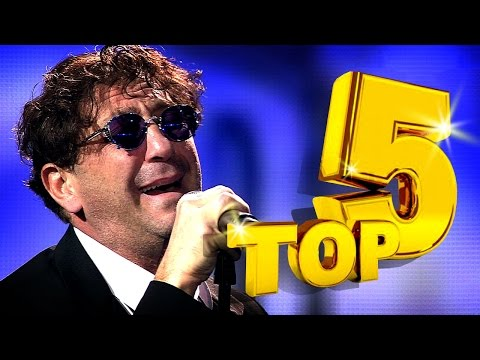 Григорий Лепс - TOP 5 - Лучшие Дуэты ( LIVE )