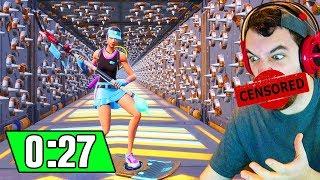 Cizzorz Deathrun in 27 SECONDS!!! (Rage Quit Speedrun)