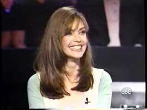 1/2 Carol Alt on Millionaire (supermodel edition) Video