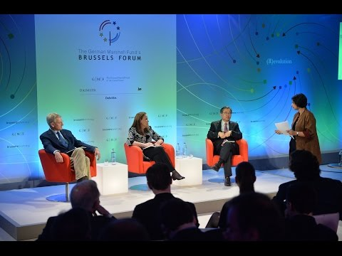 Brussels Forum 2015: Great Powers in Asia: Is Strategic Competition the New Normal?