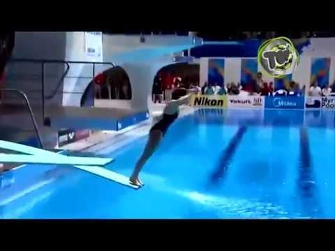 世界水泳で高飛び込み大失敗!でも実はスゴイのよ特集