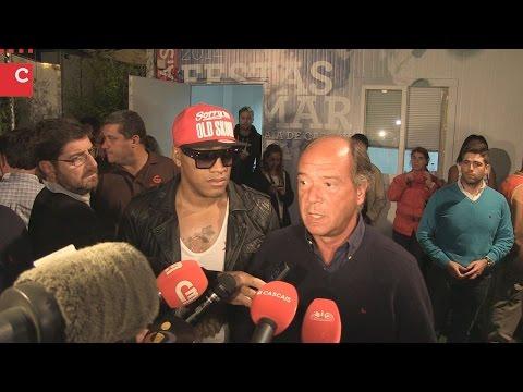 Anselmo Ralph e Presidente CM Cascais comentam tumultos Festas do Mar