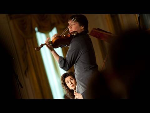 Joshua Bell and Sharon Isbin Perform at the White House: 7 of 8