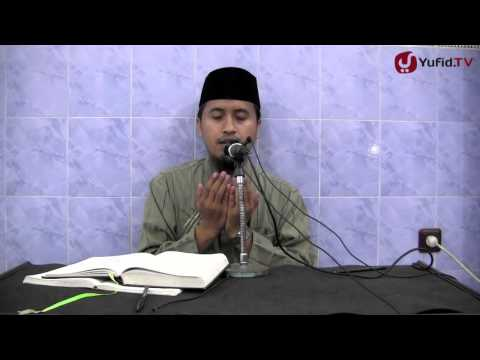 Kajian Islam Ilmiah: Adab Dan  Tata Cara Berdoa - Ustadz Abdullah Zaen, MA