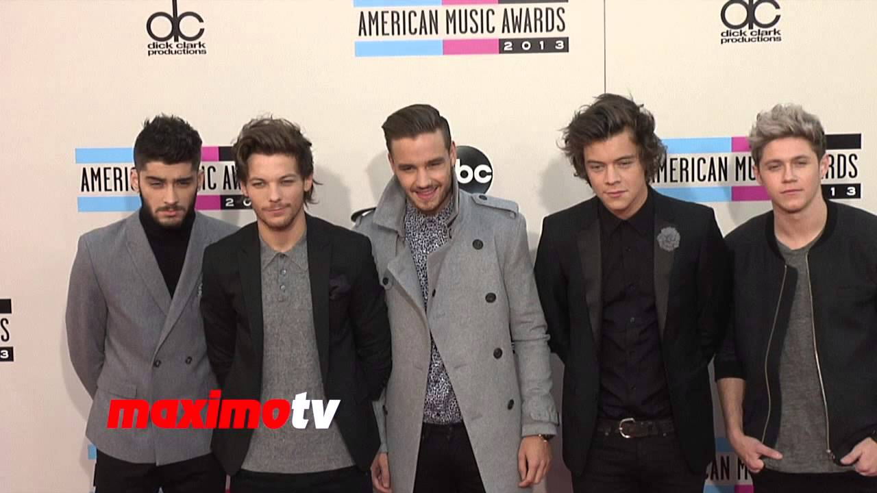 one direction red carpet - photo #26