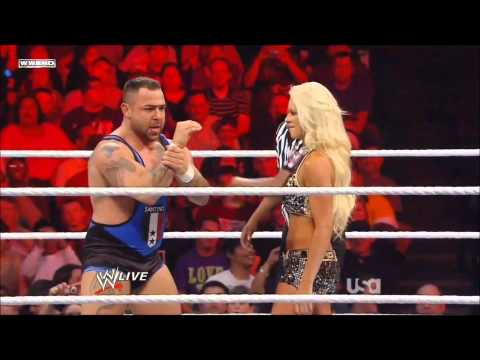 wwe the sexiest diva moments