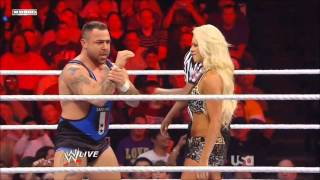 Maryse Ouellet top 10 moments in wwe