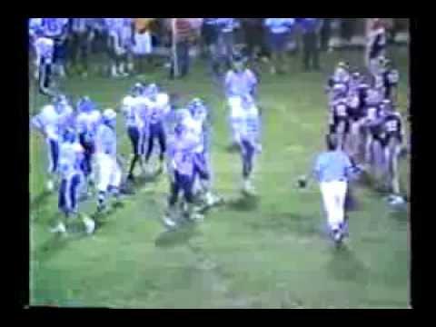 Vinita High School VHS Hornets vs Dewey - 1988