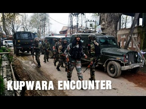 Kupwara encounter  2 militants killed in battle with security forces : NewspointTV