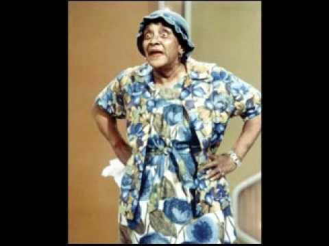 White House Lawn - Moms Mabley video