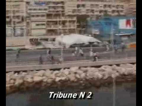 F1 Monaco Grandstand N