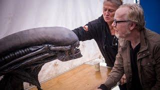 Adam Savage Meets Alien: Covenant