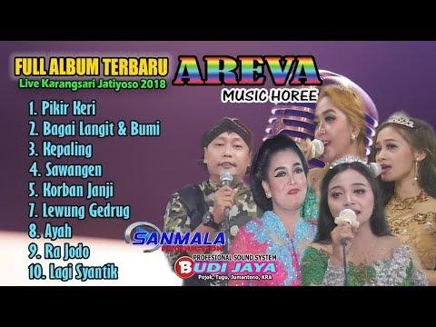 Full Album Areva Music Hore Terbaru live Karangsari Jatiyoso 2018