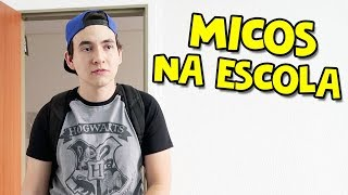 MICOS QUE ACONTECEM NA ESCOLA I Falaidearo