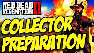 Red Dead Redemption 2 Online Summer Update Collector Preparation