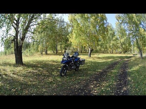 Мотопутешествие на Южный Урал 1