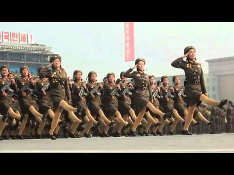 Red Alert - North Korean Army (frank Klepacki - Hell March) video