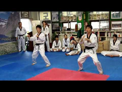 Moo Duk Kwan Basic Demo.mp4 Music Videos