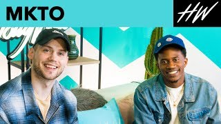 MKTO Talk 'Classic' With Taylor Swift & 'How Can I Forget' | Hollywire