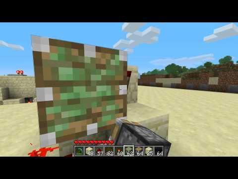 Minecraft - Les MDC 35 Le pousseur de blocs