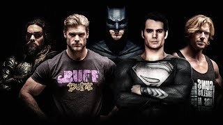 JUSTICE LEAGUE WORKOUT (Experts Only!)
