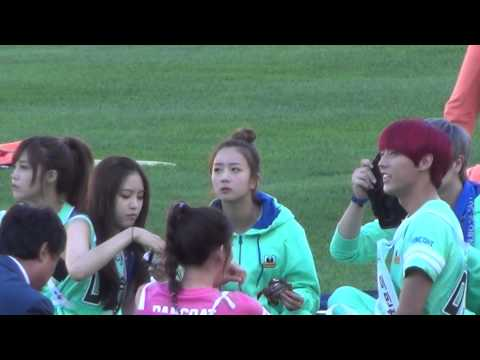 20130903 A-PINK @  Idol Sports Athletics Championships