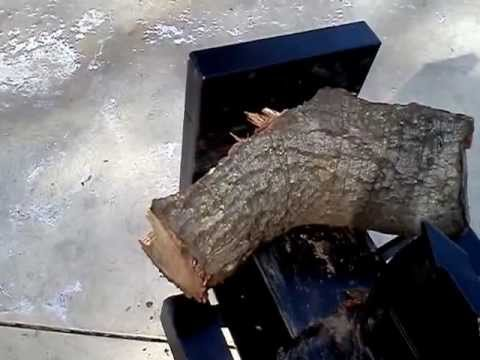 13 HP 45 Ton Hydraulic Diesel Log Splitter Review - For Sale - Wholesale Prices