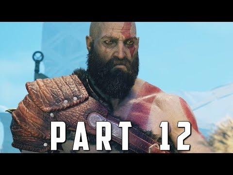 GOD OF WAR Walkthrough Gameplay Part 12 - STONE ANCIENT BOSS (God of War 4) thumbnail