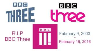 BBC Three - Closedown Theme (In Memory Of BBC Three)