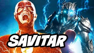 The Flash 3x20 - Who Is Savitar and Huge Season 4 Problem Explained