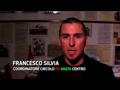 Enzo Foschi al circolo Pd di Anzio Centro – diario di viaggio