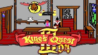 KING'S QUEST III [AGI] [004] - Wo bleibt denn der Manannan?