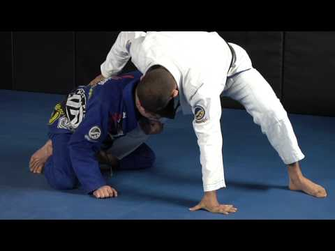 Caio Terra 111 Half Guard Techniques 3 DVD set Image 1