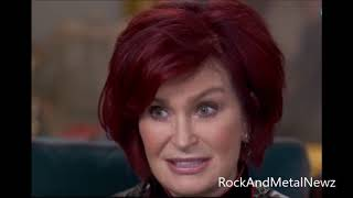 Ozzy's wife Sharon Osbourne gave update on Ozzy's infection and what caused it..