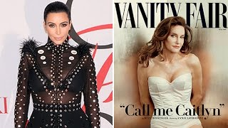 Kim Kardashian discusses reaction to 'Call me Caitlyn' Jenner